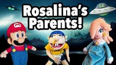SML Movie Rosalina's Parents!
