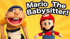 SML Movie Mario The Babysitter!