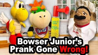 SML Movie Bowser Junior's Prank Gone Wrong!