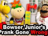 Bowser Junior's Prank Gone Wrong!