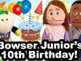 Bowser Junior's 10th Birthday!