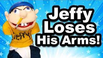 SML Movie- Jeffy Loses His Arms!