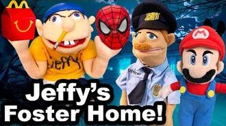 SML Movie Jeffy's Foster Home!