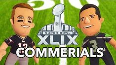 SML Movie Super Bowl Commercials