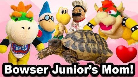 SML Movie Bowser Junior's Mom!