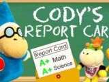 Cody's Report Card!