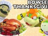 Bowser's Thanksgiving