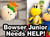 Bowser Junior Needs Help!