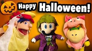 Happy Halloween!  sc 1 st  SuperMarioLogan Wiki - Fandom & Happy Halloween! | SuperMarioLogan Wiki | FANDOM powered by Wikia
