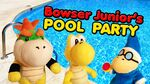 Bowser Junior's Pool Party