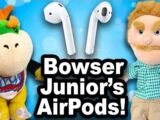 Bowser Junior's AirPods!