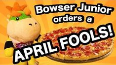 SML Movie Bowser Junior Orders A Pizza!