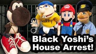 SML Movie Black Yoshi's House Arrest!