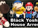 Black Yoshi's House Arrest!