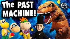 SML Movie The Past Machine!