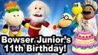 Bowser Junior's 11th Birthday