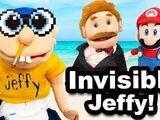 Invisible Jeffy!