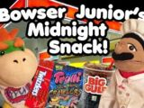 Bowser Junior's Midnight Snack!