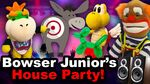 Bowser Junior's House Party