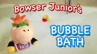 SML Movie Bowser Junior's Bubble Bath
