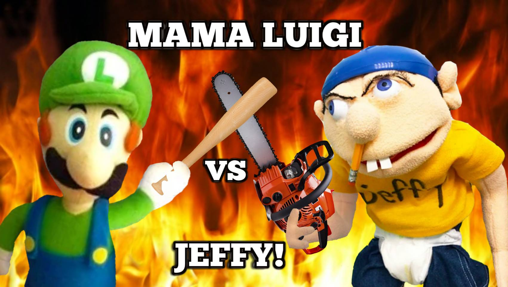 Mama Luigi Vs Jeffy Sml Fanon Wiki Fandom Powered By