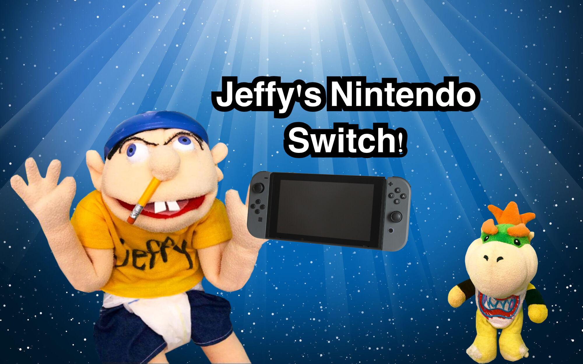 Jeffy's Nintendo Switch!   SML Fanon Wiki   FANDOM powered