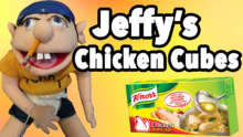 Jeffy's Chicken Cubes!