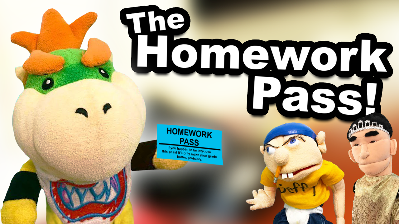 sml bowser jr homework