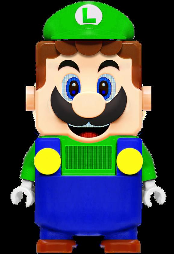 Lego Luigi   SML Fanon Wiki   Fandom