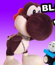 Classic Black Yoshi