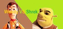 Woody vs shrek