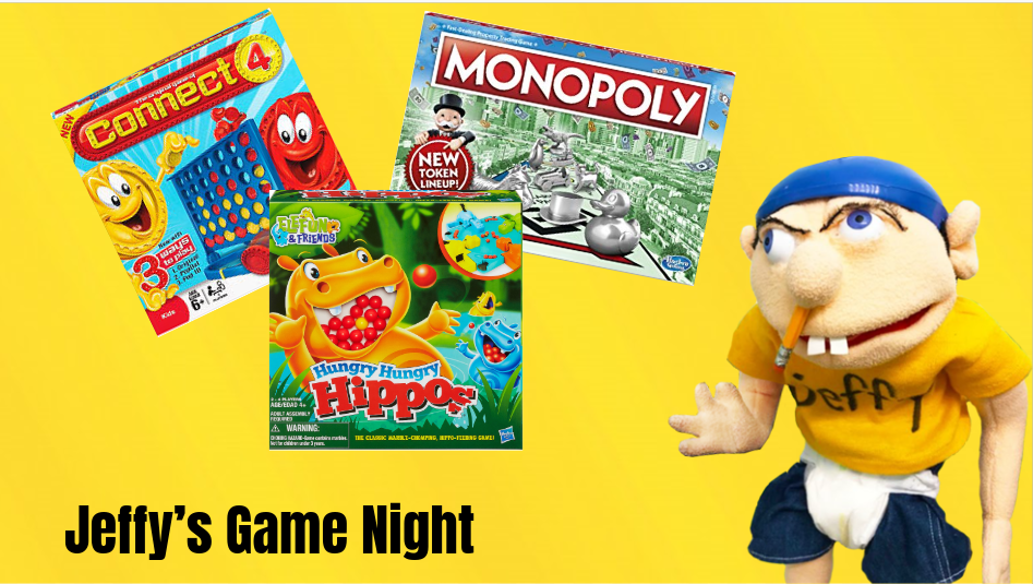 Jeffy S Game Night Sml Fanon Wiki Fandom
