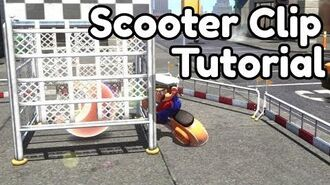 Super Mario Odyssey - Scooter Clip - Advanced Strategy Tutorial