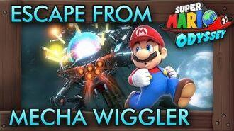 Mechawiggler Escape Showcase by BeardBear