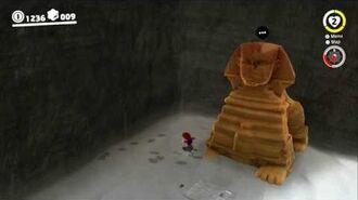 Mario Odyssey Moon Cave Skip