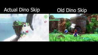 Dino Skip Skip Comparison (Version 1.3.0)