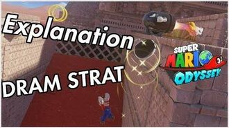 What Is A Dram Strat In Super Mario Odyssey?