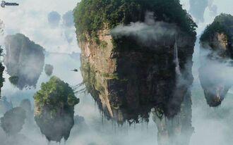 Latające wyspy