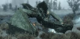 Blood dragon skyrim