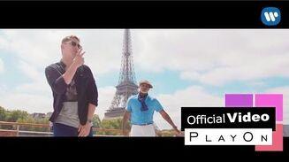 WILLY WILLIAM Feat CRIS CAB - PARIS -Official Video-