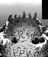 Youkou's Birthday Cake
