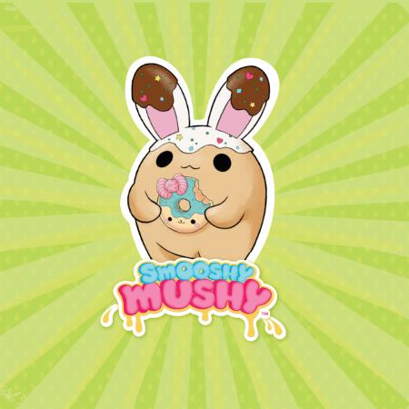 Smooshy Mushy Bunny : Image - Bitsy Bunny and Dani Donut.png Smooshy Mushy Wiki FANDOM powered by Wikia