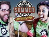 Smosh Summer Games is BACK! - SmoshCast Highlight 22