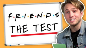 WE TAKE THE TEST FROM FRIENDS (Squad Vlogs)