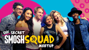 Secret Smosh Squad Meetup (Squad Vlogs) Yahoo!
