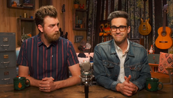 ONE LETTER OFF YOUTUBERS Rhett & Kink