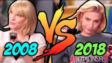 HIGH SCHOOL IN 2008 VS 2018