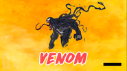 DRAWING MARVEL CHARACTERS FROM MEMORY Venom Slide