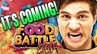FOOD BATTLE 2014 ANNOUNCEMENT