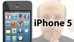 IPhone 5 REVEALED
